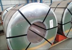 SS275/S280GD+AZ hot dip aluminum-zinc coated steel