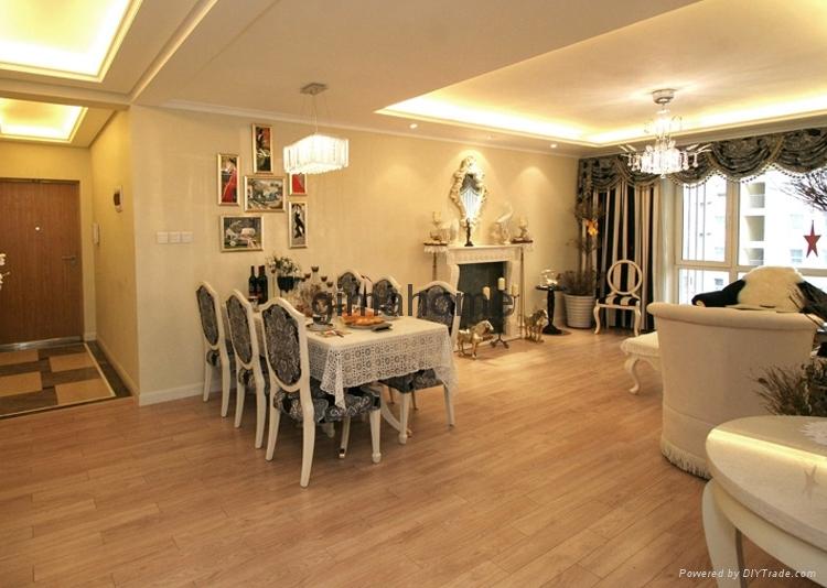 multilayer oak engineered wood flooring indoor 2