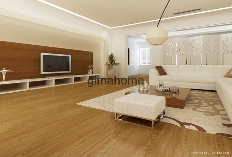 multilayer oak engineered wood flooring indoor 4