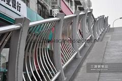 不鏽鋼復合管欄杆