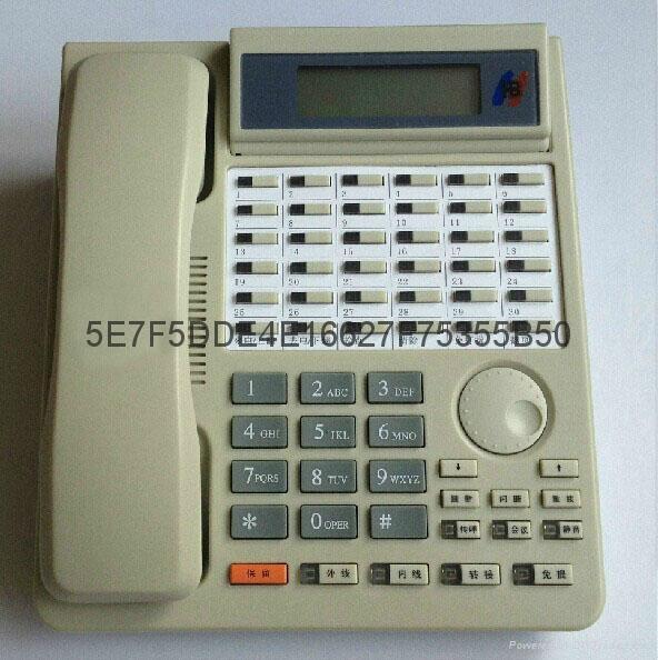 安装销售维修国威ws824集团电话系统 5