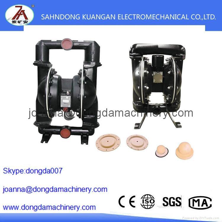 Hot Export Mining Pneumatic diaphragm pump