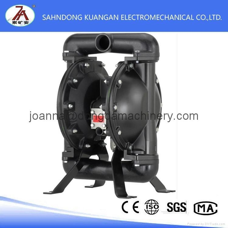 Hot Export Mining Pneumatic diaphragm pump 2