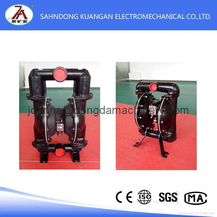 Hot Export Mining Pneumatic diaphragm pump 3