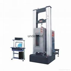 塑料管材高低温拉力试验机