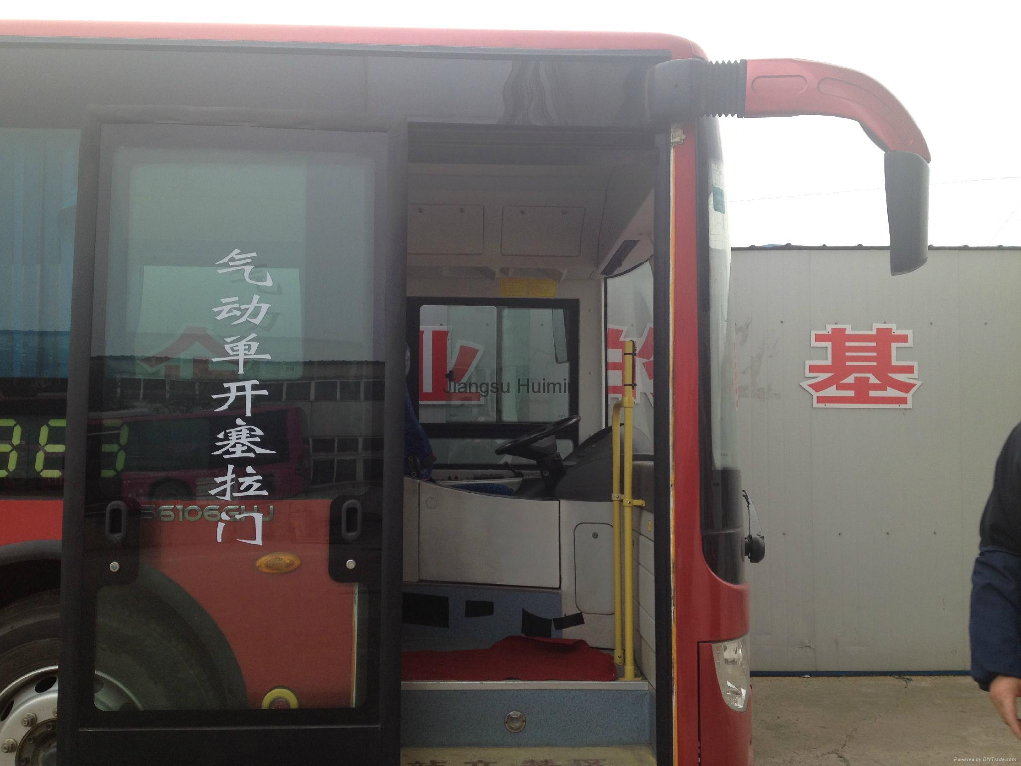 Bus Sliding Plug Door For Trains Buses Etc Bus Door
