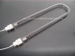 U形碳纤维电热管