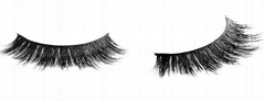 Luxury Mink fur Strip Lashes
