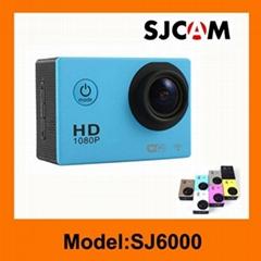 New SJ6000 Waterproof DV 1080P Full HD Action Sports Video Camera mini kamery