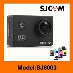 New SJ6000 Waterproof DV 1080P Full HD Action Sports Video Camera sj6000 wifi