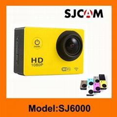New SJ6000 Waterproof DV 1080P Full HD Action Sport 4k camera