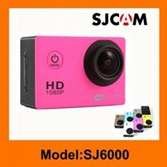 New SJ6000 Waterproof DV 1080P Full HD Action Sport helmet camera