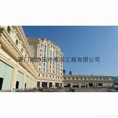 漳州GRC構件 EPS線條