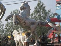 厦门铸铜煅铜雕塑