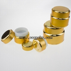 metal cosmetic containers, aluminium packaging, aluminum bottles wholesale