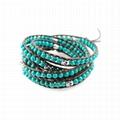 2015 New designs chan luu wrap bracelet