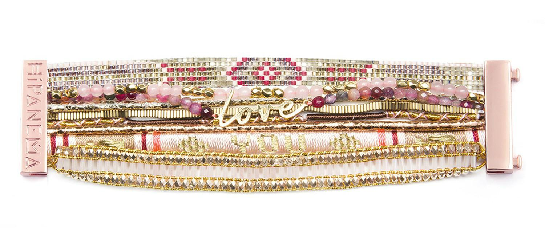 Latest Brazilian Hipanema Magnetic Clasp Weave Bracelet 2