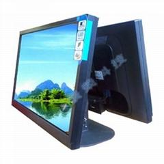 雙面液晶顯示器