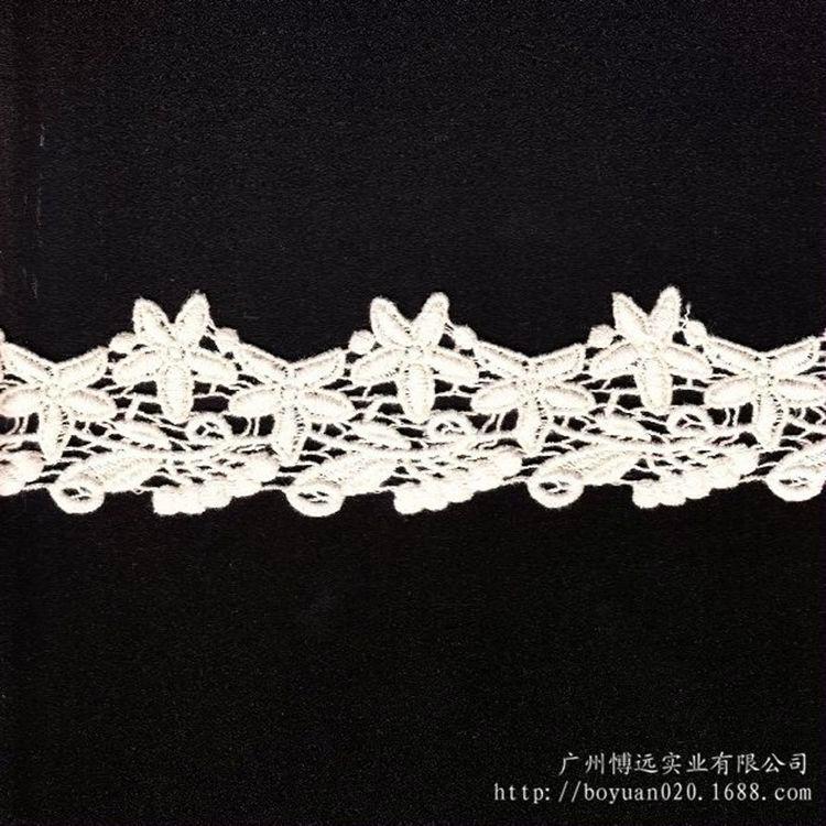 水溶繡花服裝輔料 1