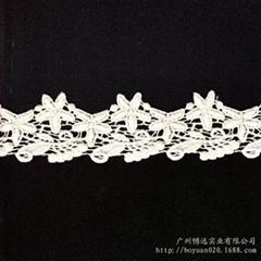 水溶繡花服裝輔料