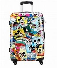 cartoon Luggage/travel luggage/suitcases