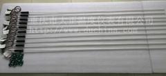The quartz tube thermocouples for diffusion furnace