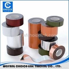 Colored Aluminum self adhesive waterproof tape