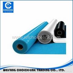 Type H1 PVC membranes