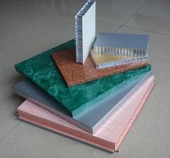金属屋面铝蜂窝板