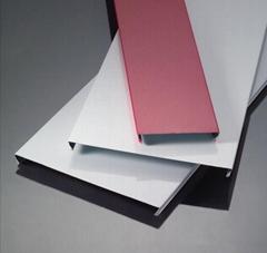 C型密閉式鋁條扣天花