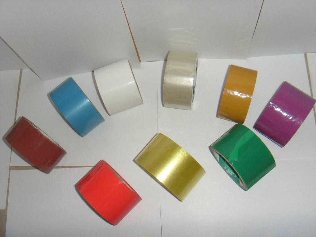 BOPP Adhesive Tape with LOGO Printed On Paper Core  2