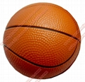 PU sport ball items customize logo welcomed selling well advertising items 5