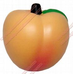 Polyurethane stress ball factory offer lower price pu stress ball logo imprint