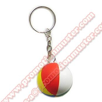 PK0006 keychains cheap promotional gift colorful and logo imprinted holiday gif 4