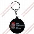 PK0015 custom design with logo imprint keychain cheap promotional gift  4