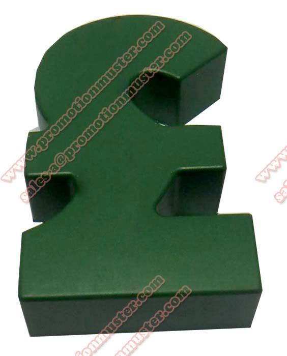 stress signs customize anti-stress shape logo imprinted promotional items 3