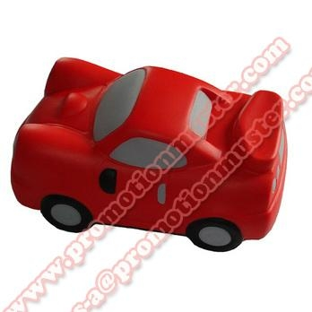 PU stress cars stress toy education promotion gift with logo printing 2