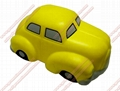 PU stress cars stress toy education promotion gift with logo printing 5
