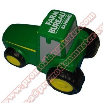 stress delivery truck adertising promotion gift bespoke shape customize shape 3