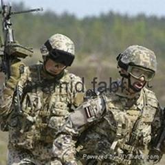 Aramid IIIA Camouflage Fabric