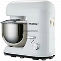 Bicosyn Stand Mixer 800W 5.5Qt 304SUS Bowl 6-Speed  4