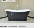 NH-1008-5 Freestanding Cast Iron Bathtub