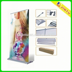 Wide Base Roll up Banner Stand Roller Stand Display