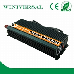 1500w battery charger inverter 12v 220v Modified sine wave inverter with charger