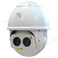 Analog high speed Laser Dome Camera 300m