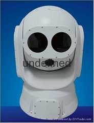 Multi-sensor infrared Thermal PTZ  Camera