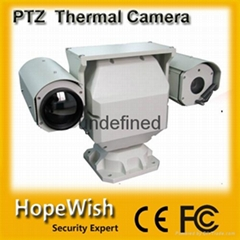 Vehicle Mount IR Thermal security Camera