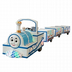 Kiddie train rides for k