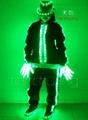 LED发光演出服  3