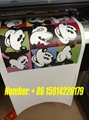 Wholesale best quality logo print and die cut vinyl